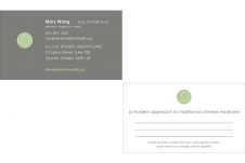 ALIVE Business Card