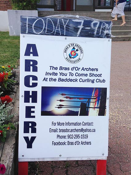 Bras d'Or Archery